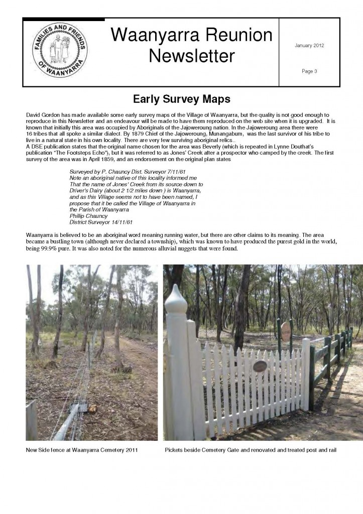Waanyarra Reunion Newsletter January 2012lr_Page_3